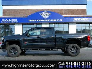 2019 Chevrolet Silverado 1500 LD for sale at Highline Group Motorsports in Lowell MA