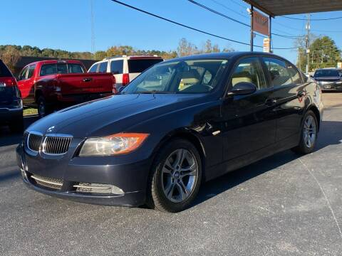 2008 BMW 3 Series for sale at Luxury Auto Innovations in Flowery Branch GA