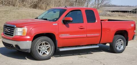 2008 GMC Sierra 1500 for sale at Superior Auto Sales in Miamisburg OH
