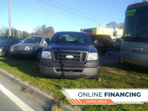 2008 Ford F-150 for sale at Marino's Auto Sales in Laurel DE