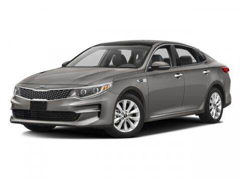 2016 Kia Optima for sale at Auto Finance of Raleigh in Raleigh NC