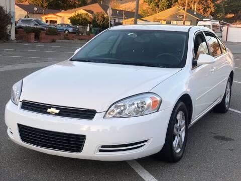 2007 Chevrolet Impala for sale at JENIN MOTORS in Hayward CA
