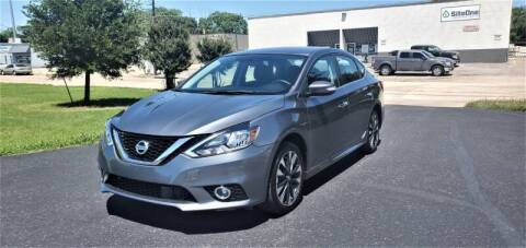 2019 Nissan Sentra for sale at Image Auto Sales in Dallas TX
