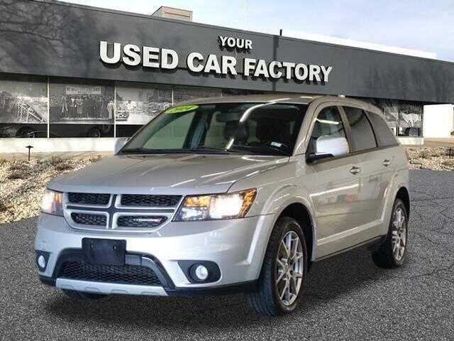 2014 Dodge Journey for sale at JOELSCARZ.COM in Flushing MI