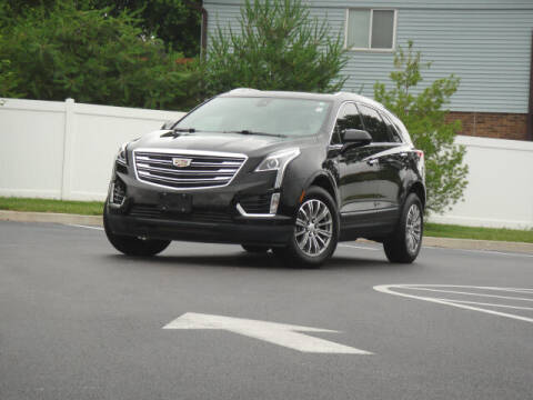 2018 Cadillac XT5 for sale at Jack Schmitt Chevrolet Wood River in Wood River IL