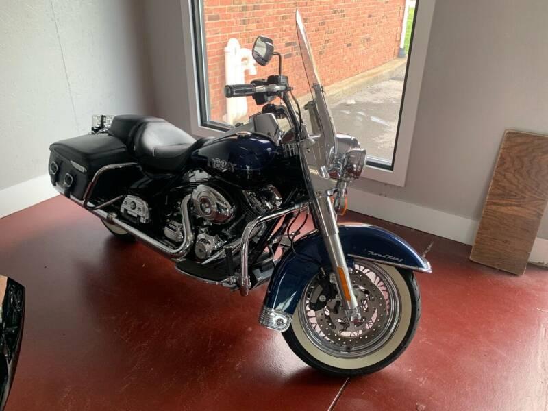 2012 Harley Davidson Road King Classic