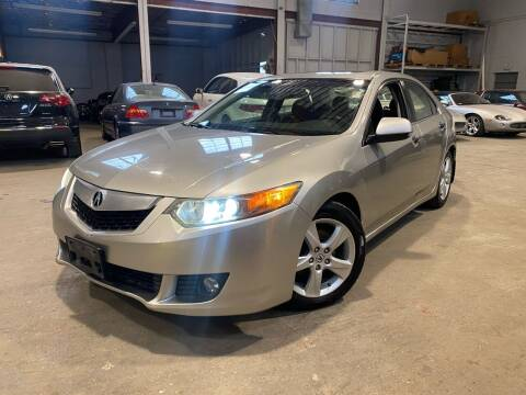 2009 Acura TSX for sale at JMAC IMPORT AND EXPORT STORAGE WAREHOUSE in Bloomfield NJ