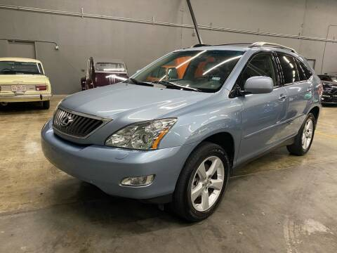 2008 Lexus RX 350 for sale at EA Motorgroup in Austin TX