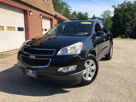 2011 Chevrolet Traverse for sale at Hornes Auto Sales LLC in Epping NH