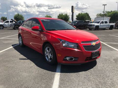 2014 Chevrolet Cruze for sale at Car & Truck Gallery in Albuquerque NM