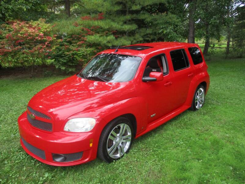 2008 Chevrolet HHR for sale at Longs Automobile Emporium Inc in Atwater OH