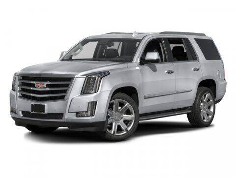 2016 Cadillac Escalade for sale at STG Auto Group in Montclair CA