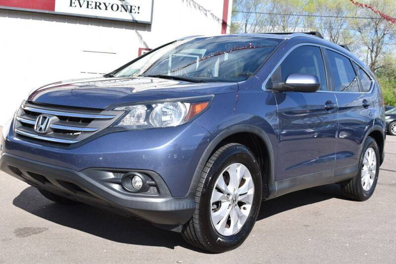 2014 Honda CR-V for sale at Dealswithwheels in Inver Grove Heights/Hastings MN