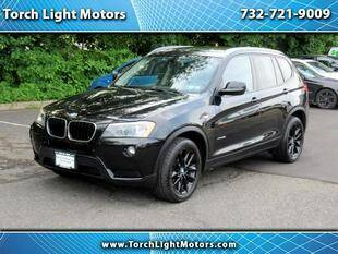 2013 BMW X3 for sale in Parlin, NJ