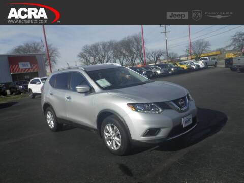2016 Nissan Rogue for sale at BuyRight Auto in Greensburg IN