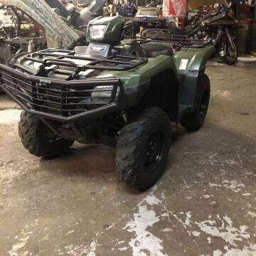 2016 Honda FORMAN 500  TRX500FM2 for sale at Honda West in Dickinson ND