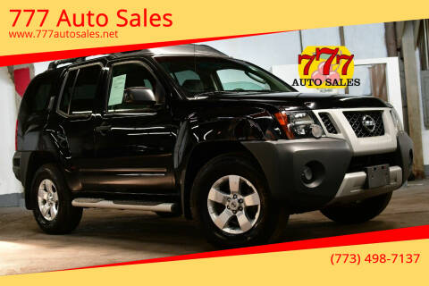 2009 Nissan Xterra for sale at 777 Auto Sales in Bedford Park IL