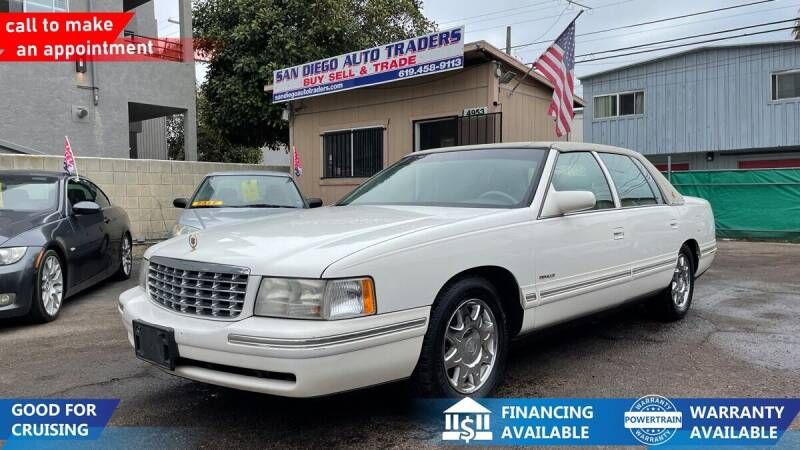 1997 Cadillac DeVille for sale at San Diego Auto Traders in San Diego CA