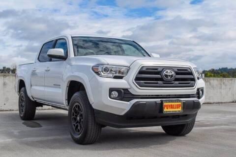2019 Toyota Tacoma for sale at Washington Auto Credit in Puyallup WA