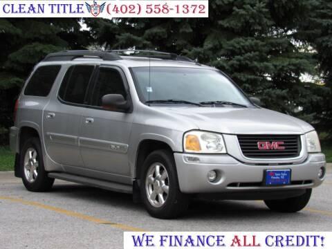 2004 GMC Envoy XL for sale at NY AUTO SALES in Omaha NE
