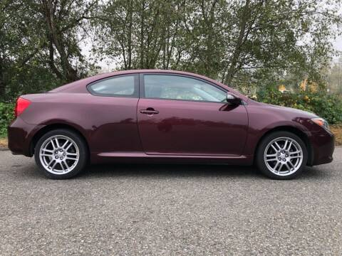 2007 Scion tC for sale at Grandview Motors Inc. in Gig Harbor WA