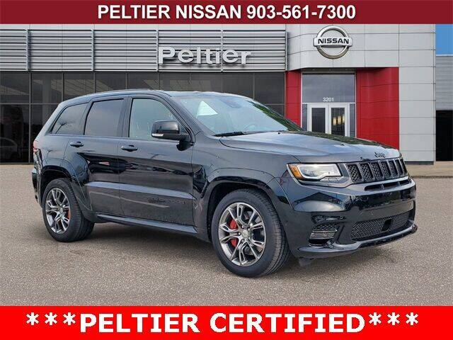 2018 Jeep Grand Cherokee for sale at TEX TYLER Autos Cars Trucks SUV Sales in Tyler TX