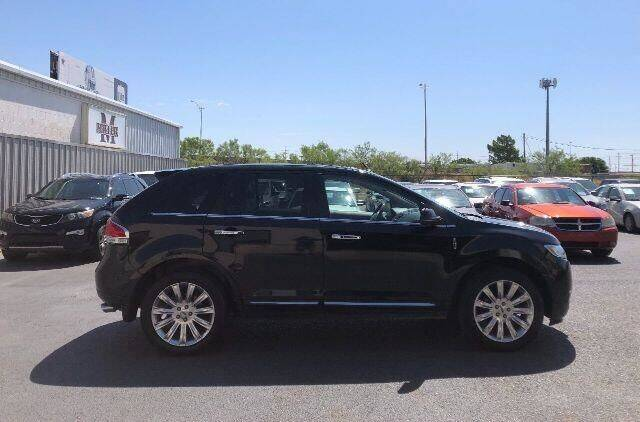 2013 Lincoln MKX for sale at Chaparral Motors in Lubbock TX