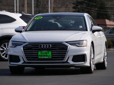 2019 Audi A6 for sale at CLINT NEWELL USED CARS in Roseburg OR