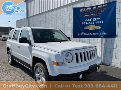 2014 Jeep Patriot for sale at GRAFF CHEVROLET BAY CITY in Bay City MI