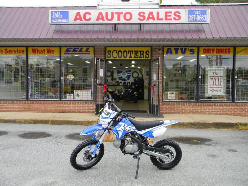 2020 Apollo 4597 X19 for sale at A C Auto Sales in Elkton MD