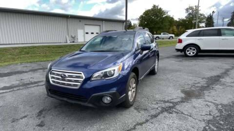 2017 Subaru Outback for sale at Cj king of car loans/JJ's Best Auto Sales in Troy MI