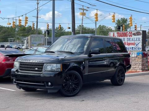 2011 Land Rover Range Rover for sale at L.A. Trading Co. Woodhaven in Woodhaven MI