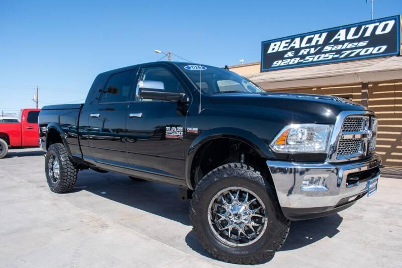 2015 RAM Ram Pickup 2500 for sale at Beach Auto and RV Sales in Lake Havasu City AZ