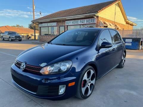 2011 Volkswagen GTI for sale at CityWide Motors in Garland TX