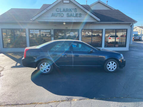 2007 Cadillac CTS for sale at Clarks Auto Sales in Middletown OH