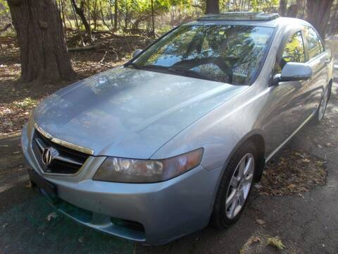2004 Acura TSX for sale at Mercury Auto Sales in Woodland Park NJ