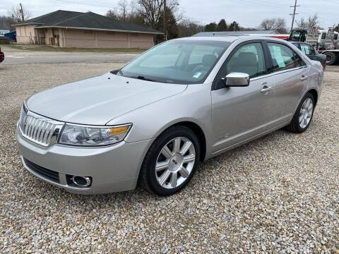 2008 Lincoln MKZ for sale at Y City Auto Group in Zanesville OH