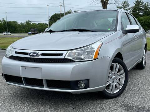 2011 Ford Focus for sale at MAGIC AUTO SALES in Little Ferry NJ