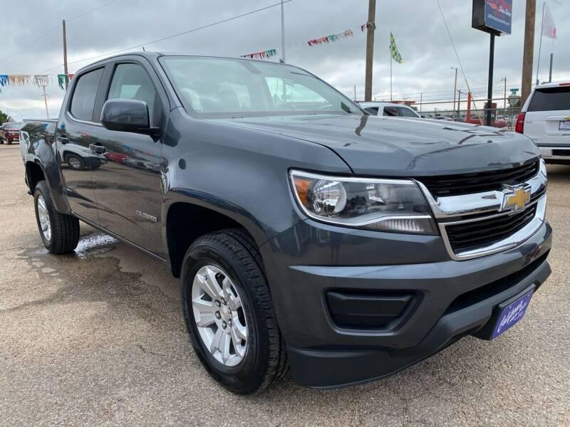 2016 Chevrolet Colorado for sale at California Auto Sales in Amarillo TX