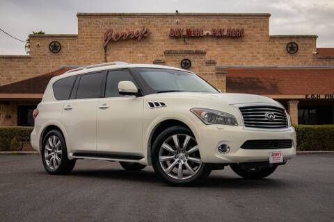 2012 Infiniti QX56 for sale at Jerrys Auto Sales in San Benito TX