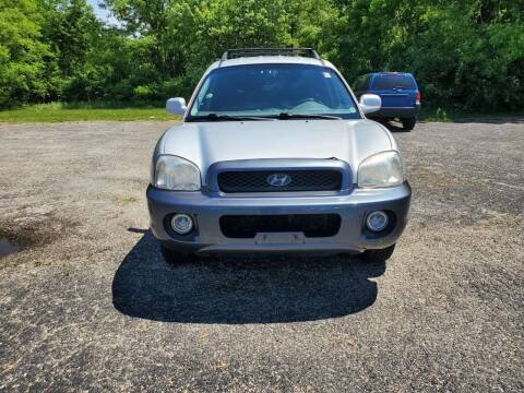 2003 Hyundai Santa Fe for sale at Discount Auto World in Morris IL