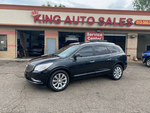 2015 Buick Enclave for sale at KING AUTO SALES  II in Detroit MI