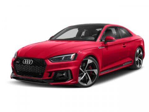 2018 Audi RS 5 for sale at DeluxeNJ.com in Linden NJ