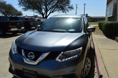 2015 Nissan Rogue for sale at E-Auto Groups in Dallas TX