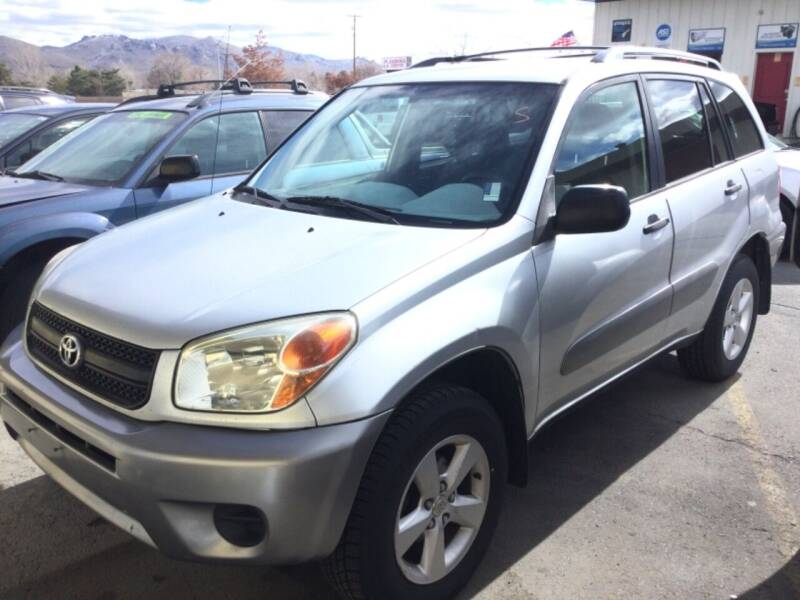 2004 Toyota RAV4 for sale at Small Car Motors in Carson City NV