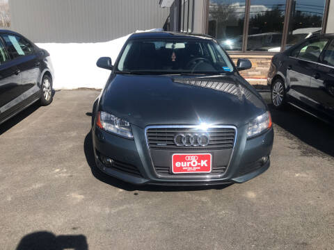 2009 Audi A3 for sale at eurO-K in Benton ME