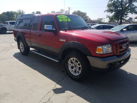 2009 Ford Ranger for sale at CHURCHILL AUTO SALES in Fallon NV