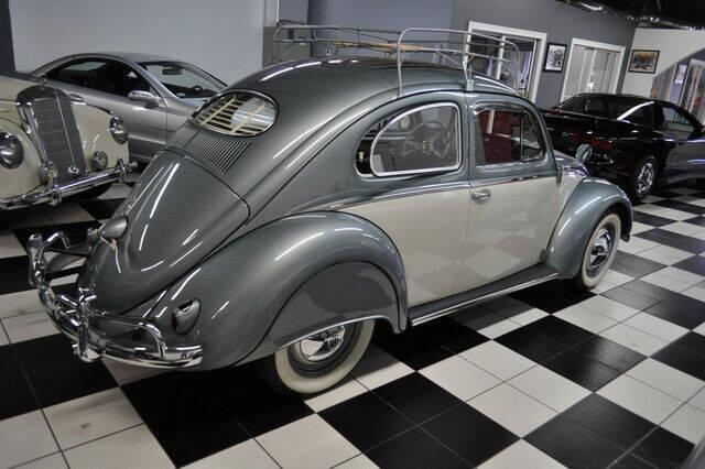 1954 Volkswagen Beetle Oval Window Coupe - Pompano Beach FL