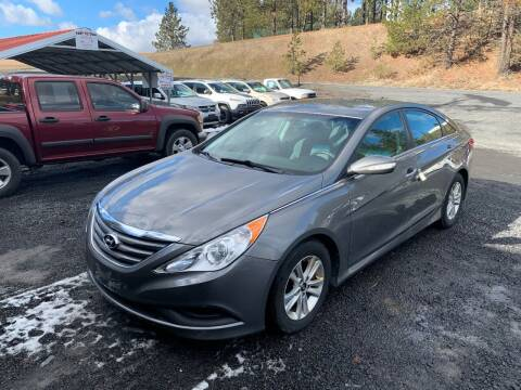 2014 Hyundai Sonata for sale at CARLSON'S USED CARS in Troy ID