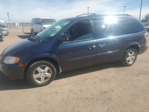 2007 Dodge Grand Caravan for sale at PYRAMID MOTORS - Fountain Lot in Fountain CO